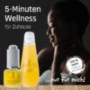 5-Minuten-Wellness Hautöle Arganöl Kaktusfeigenkernöl
